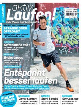 Cover aktiv Laufen 4/18