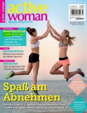 Titel active woman 3/18
